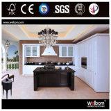 2016 Welbom Luxury White Lacquer Kitchen Cabinets