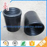 Chemical Resistant Stability Custom Silicone Black Bushing