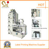 Automatic Flexographic Printer for Adhesive Label (JT-FPT-320)