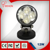 4*3W Epistar LED Working Light for SUV, MPV and Car