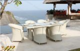 Popular Outdoor Dining Set / Paito Dining Set / Wicker Dining Set (M4C468)