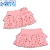 Zaxwear Organic Baby Clothes/Pink Girl′s Skirt Soft Bamboo Fiber
