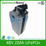 LiFePO4 48V 20ah Battery for E-Bike with PCM and Charger