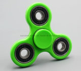Tri-Spinner Fidget Toy Plastic EDC Hand Spinner with Premium Hybrid Ceramic Bearing
