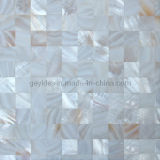 River Shell Mosaic Tile, Very Good to Use for Large Area