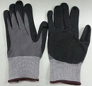 Latex Coated Cotton Working Glove