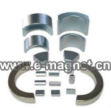 Special Shaped NdFeB Magnet