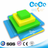 High Quality Coco Water Design Inflatable Deck for Aqual (8008)