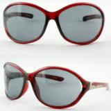 Fashion Polarized Women Sunglasses with FDA/CE/BSCI (91057)