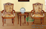 Dining Table with 2 Pieces Dining Chair (YF-AX629A)