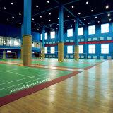 PVC Vinyls Sports Badminton Sports Flooring/Mats