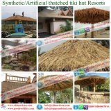 Artificial Thatched Roof Tiki Bar Tiki Hut Synthetic Thatched Cottage Thatched House