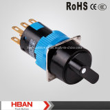 2-Position Selector Switch 16mm