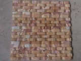 Hot Sell Red Sandstone Mosaic Tiles (SSS-69)