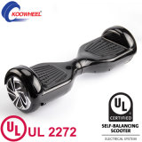 UL2272 Two Wheel Electric Scooter Hoverboard with Ce, Rohf FCC