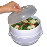 Microwave Steamer, Healthy Cooking Pot