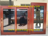 Double Glazing Aluminum Casement Window for Villa