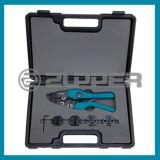 Manual Coaxial Cable Crimping Tool Kits (T03C-5D)