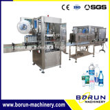 Full Automatic PVC Pet Sleeve Wrapping Shrinking Labeling Machine