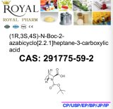Good Quality Low Price Made in China (1R, 3S, 4S) -N-Boc-2-Azabicyclo[2.2.1]Heptane-3-Carboxylic Acid CAS: 291775-59-2 Intermediate for Ledipasvir