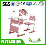 Newest Classroom Furniture Adjustable Single Desk Set for Sale (SF-14S)