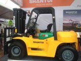 5 Ton Forklift Truck with Perkins Engine