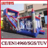 Hot Sale Commercial Quality Inflatable Castle, Inflatable Bouncy Castle (J-BC-007)