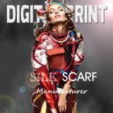 Fashion Silk Scarf (JC-112)