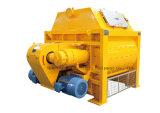Twin Shaft Concrete Mixer (KTSB1000)