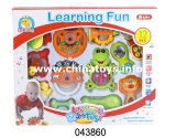 Educational Kids Toy Early Learning Plastic Baby Bell (043860)