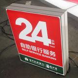 Shopping Center Advertising Profile Aluminum Lightox
