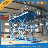Lift Table Hydraulic Scissor Lifter Work Platform with CE