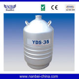 Price of Cryogenic Storage Liquid Nitrogen Tank Container