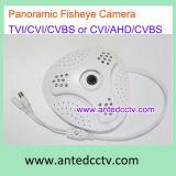 360 Degree Fisheye CCTV Dome Camera Ahd Tvi Cvi Cvbs Analog Hybrid Surveillance Camera
