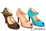 Lady Fashion Sandal Shoes (A1305065)