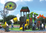 2015 Hot Selling Outdoor Playground Slide with GS and TUV Certificate (QQ14010-2