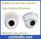Waterproof & Night Vision CCD Inside Security Camera for Bus