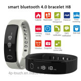 Hot Sale Wholesale Alarm Clock Pedometer Bracelet H8