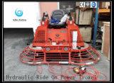 5 Blades Hydraulic Ride on Trowel 46′′ with Kohler CH940 34HP Gyp-1046