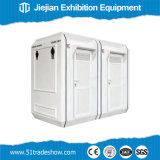 Movable Steel Panel Sandwich Hard Wall Toilet for Temporary Events