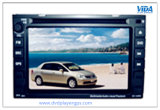 Special Two DIN Car DVD for Nissan