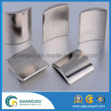 N40m Rose Sintered Strong NdFeB Magnets Nickel Coated