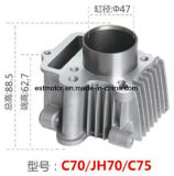 Motorcycle Accessory Cylinder for C70/Jh70/C75