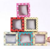 New Style Creative Christmas Gift Box with Window, Lovely Paper Jewelry Box, Watch Box
