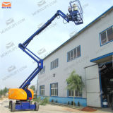 24m Self Propelled Articulated Man Lift