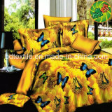 Popular 100% Polyester Microfiber Fabric for Home Textile