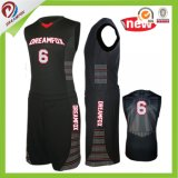 2017 OEM Customized Sublimation Basketball Jersey Uniform Design