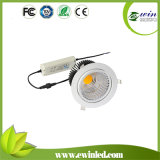 Round High Power LED Down Lights at 30W