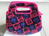 Fashion Printed Lunch Cooler Bag for Kids& Ladies