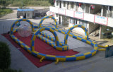 Giant Inflatable Race Track 20X10X3m for Sale